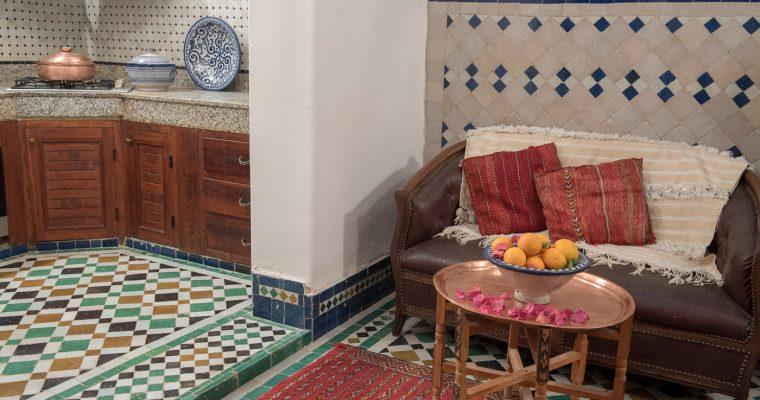 The Casablanca Suite